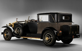 Rolls-Royce Phantom I: A Priceless Gem from the Age of Elegance