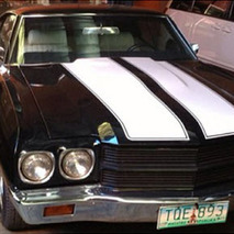 Auction of the Week: Actress's 1970 Chevelle Benefits Typhoon Victims