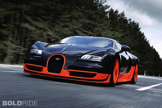 Dethroned: Bugatti Veyron Stripped of 'Fastest Car' Title