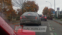 Next generation Renault Fluence spied for the first time