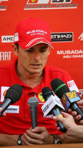 Fisichella admits 2010 team 'could be Force India'