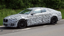 Jaguar XJ Prototype Spied Disguised as BMW