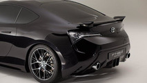 Toyota FT-86 II Concept teaser [video]