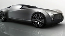 David Seesing, Bentley design rendering