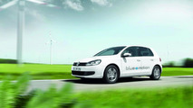 VW to offer press test drives of Golf blue-e-motion at L.A. show