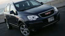 GMC Terrain Unveiled at Kuwait Motor show