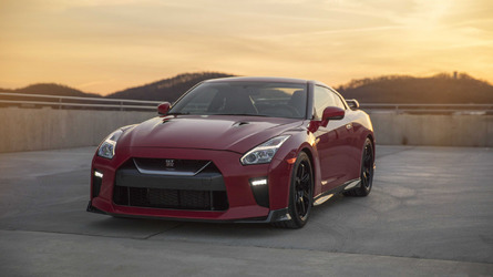 2017 Nissan GT-R Track Edition Is Still Road-Legal