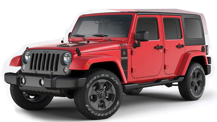 Jeep retiring current Wrangler with bonanza of special editions