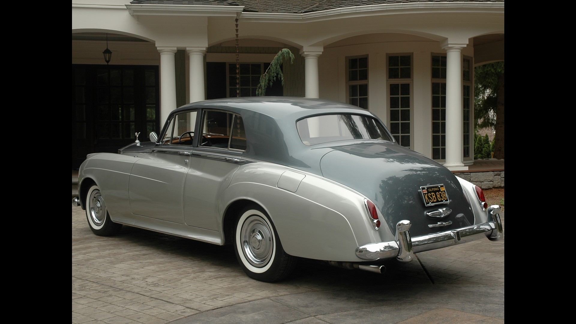 rolls royce silver cloud ii. Black Bedroom Furniture Sets. Home Design Ideas
