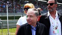 Todt sues Streiff over Bianchi comments