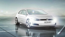 2019 Volkswagen Golf - early details emerge