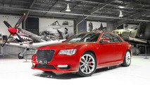 Chrysler 300 SRT facelift (AU spec)
