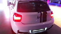 2012 BMW 1-Series performance model leaked pics 16.08.2011