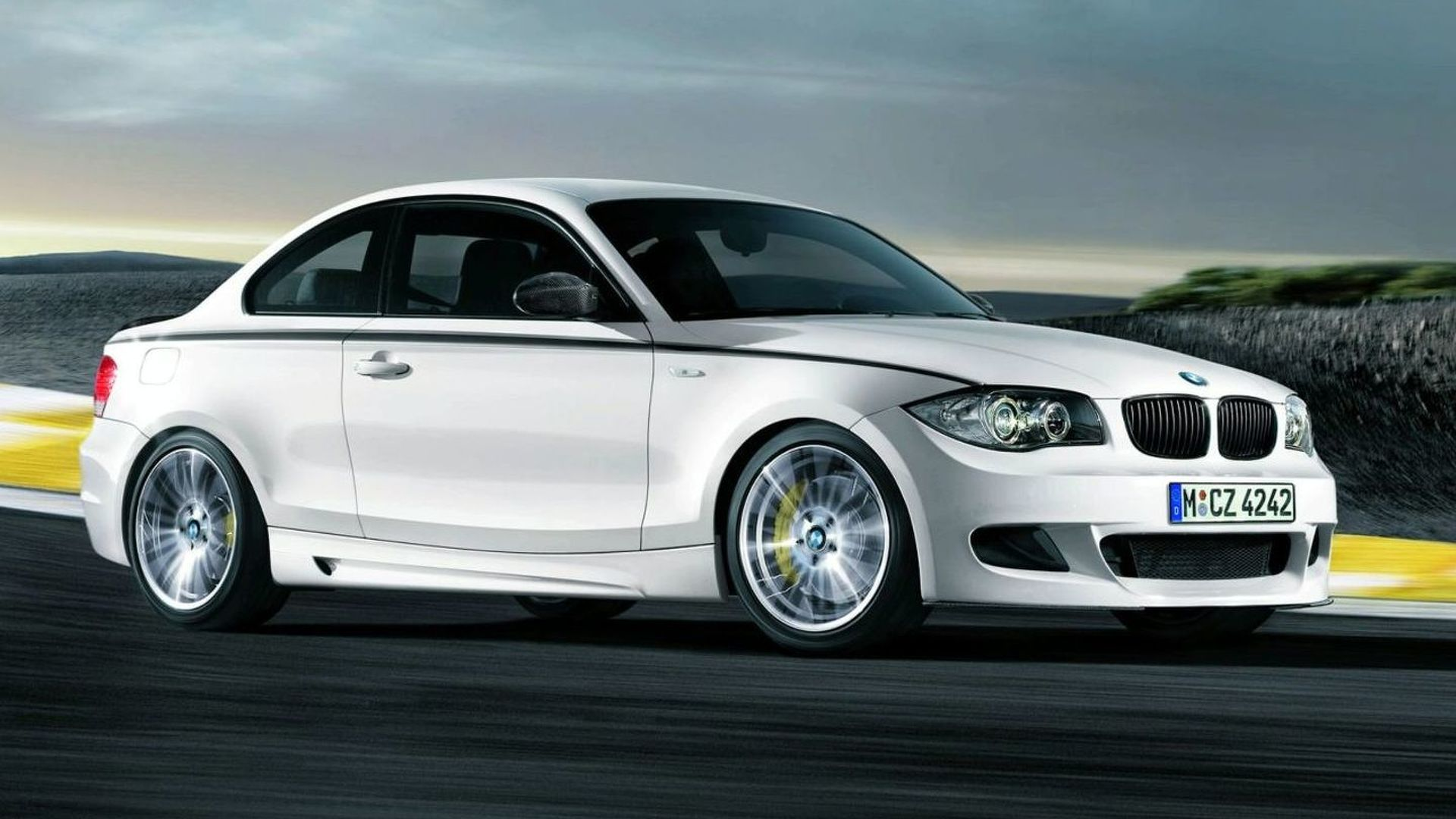 BMW 1-Series M to Reportedly Hit 350bhp