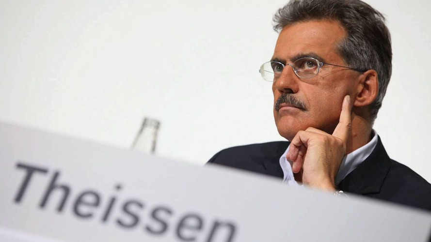 Theissen retires as BMW's racing boss