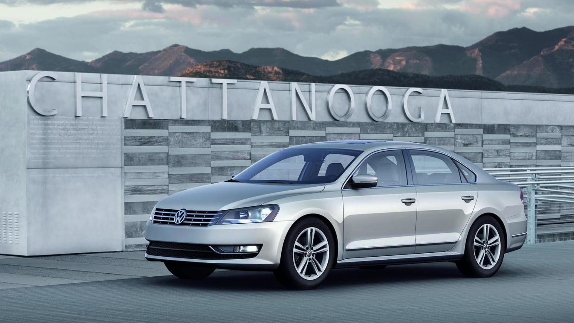 Volkswagen Passat TDI aims to set new fuel economy record