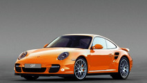 9ff DR530 tuning package for 2010 Porsche 911 Turbo facelift 01.03.2010