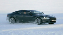 Spied: The recently-revived Aston Martin Rapide