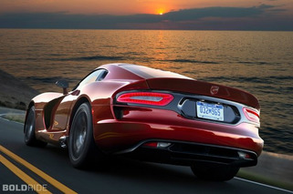 Wheels Wallpaper: 2013 SRT Viper GTS