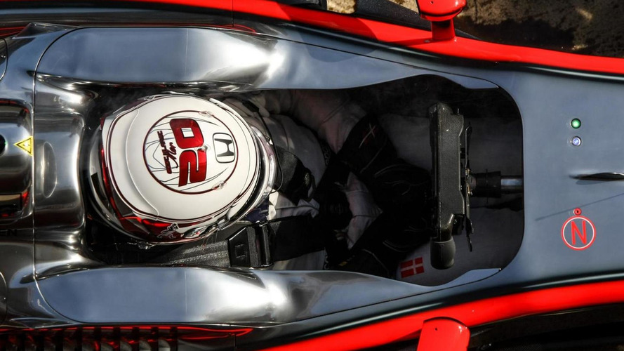 McLaren expecting to struggle for 'a few races'