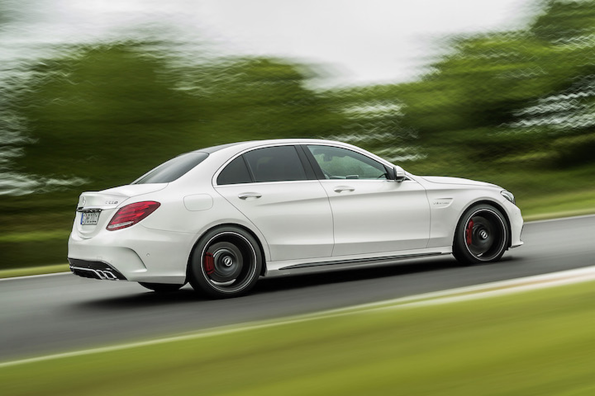 Upcoming Mercedes C-Class Coupe Will Trade Luxury for Sport