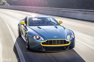 Aston Martin V8 Vantage N430 Delivers Classic Looks, Modern Performance