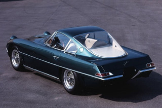 The 1963 Lamborghini 350 GTV That Started it All