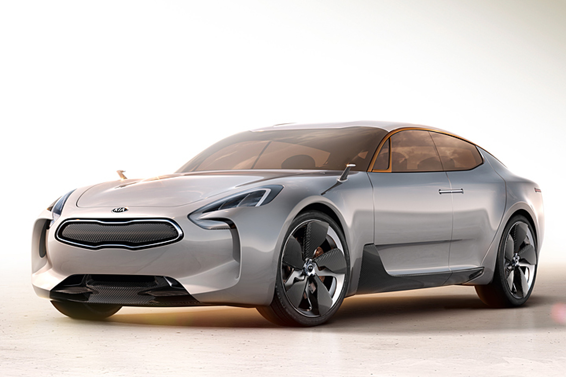 High Performance Kia Sedan and 'Stinger' Coupe Rumored for 2018