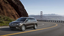2013 Buick Enclave facelift revealed [video added]