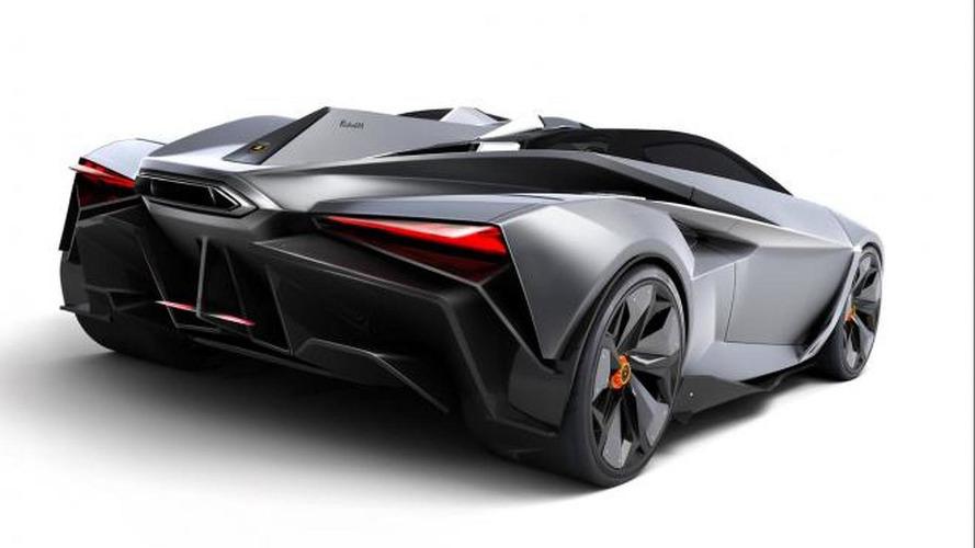 Lamborghini Perdigón envisioned as a Bugatti Veyron Super Sport competitor