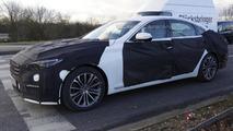 2014 Hyundai Genesis Sedan spy photo 10.12.2012 / Automedia