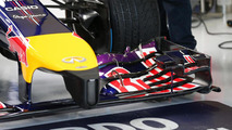 Daniel Ricciardo Red Bull RB10 31.01.2014 Formula One Testing Jerez Spain