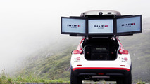 Nismo vs. Wingsuit 01.10.2013