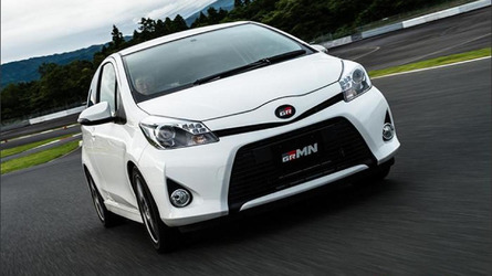 Hot Toyota Yaris planned