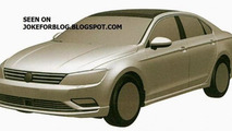 Production-ready Volkswagen NMC returns in leaked patent pics