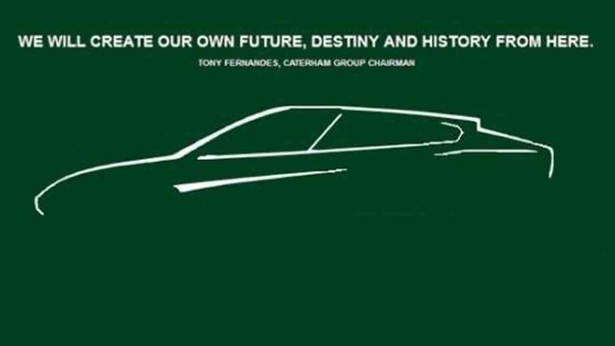 Caterham says this SUV sketch doesn't belong to them