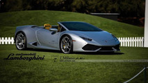 Lamborghini Huracan Spyder coming next year, RWD version also planned – report