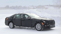 Cadillac flagship spied for the first time