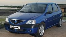 250,000th Dacia Logan from Pitesti Plant