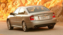 2006 Subaru Legacy 2.5 GT spec.B Limited Edition (USA)