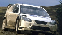 2006 Ford Focus RS World Rally Car - Testing