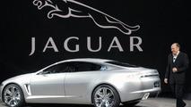 New Jaguar XF Key to Revitalise Range