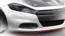 Dodge Dart SEMA teaser image 28.9.2012