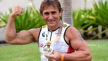Zanardi wins fourth Paralympic medal in Rio