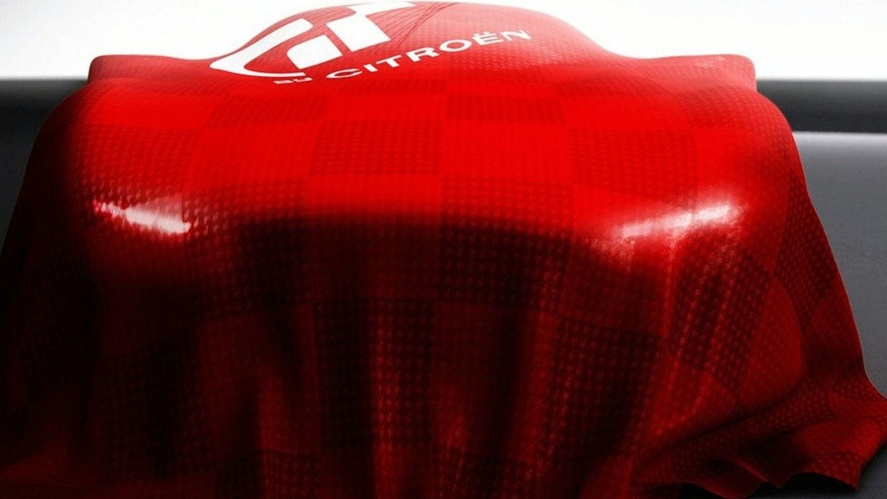 Citroen GT Paris Teaser No.1