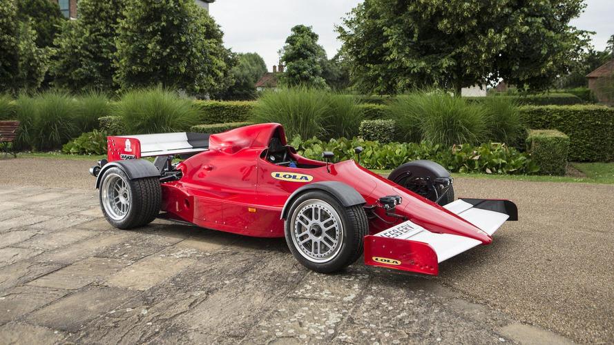 A coisa mais próxima de um carro de F1 para as ruas está à venda