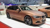 AC Schnitzer BMW 3-Series Touring live in Geneva