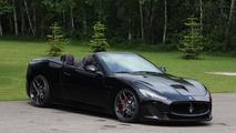 Novitec Tridente tunes the Maserati GranCabrio MC