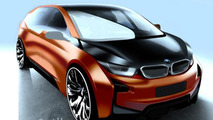 BMW i3 Coupe Concept 27.11.2012
