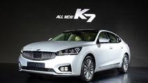 Best look yet at Kia's new Cadenza / K7 (66 pics, 3 videos)
